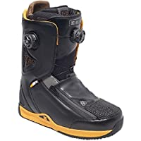 DC Travis Rice Snowboard Boots Black/Yellow Size 7.5 [並行輸入品]