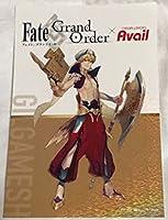 FateGrand Order × Avail ギルガメッシュ オリジナルステッカー フェイトグランドオーダー FGO アベイル ノベルティ
