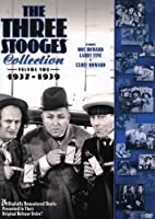 THREE STOOGES: VOL. 2-COLLECTION 1937-39