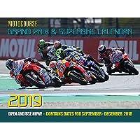 [ MOTO GP ] モトGP & スーパーバイク 2019年 オフィシャル カレンダー 壁掛け用