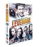 Leverage: Complete Season 2 [DVD]