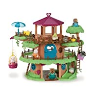 Woodzeez Family Treehouse Playset by Woodzeez