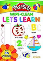 Play-Doh! Wipe-Clean Activity Book (Play Doh)