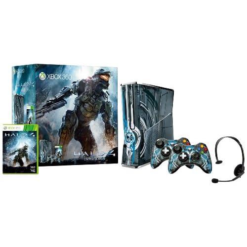 Xbox 360 320GB Halo 4 リミテッド エディション 豪華3大予約特典付き【メーカー生産終了】
