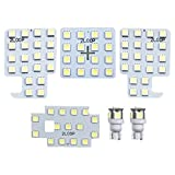 3チップSMD6点ムーヴコンテ L575S/L585S系 LEDルームランプ