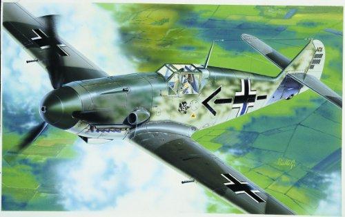 イタレリ 53 1/72 メッサーシュミット Bf109 F-2/4