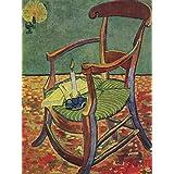 Lais Puzzle Vincent Willem van Gogh - ポールゴーギャンの椅子(空の椅子) 500 部