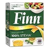 ステビア 天然甘味料(粉末50袋入り) Finn 100% stevia(800mg x 50packets)