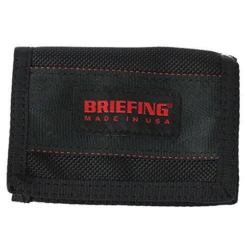 (ブリーフィング) BRIEFING『FOLD PASS CASE』 (ONE SIZE, 1. BLACK)