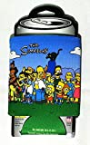 The Simpsons(ザ・シンプソンズ)Simpsons Friends & Family★Can Coolers(缶クーラー) [並行輸入品]