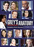 Grey's Anatomy: Complete Sixth Season [DVD] [Import]