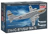 ミニクラフト 1/144 C-97 アメリカ空軍 MATS プラモデル