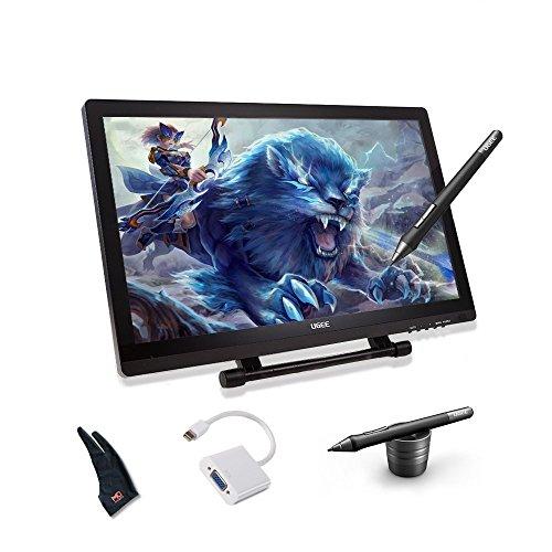 【正規品&日本語説明書付属&一年間保証】UGEE UG-2150 液晶デジタルペンタブレット  21.5インチ液タブ プロ向けペンタブ IPSパネル HD解像度 PSE認証取得 WindowsとMac OS対応