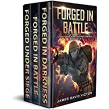 Forged in Battle Boxed Set: Books 4-6 (Jack Forge, Fleet Marine Omnibus Book 2)