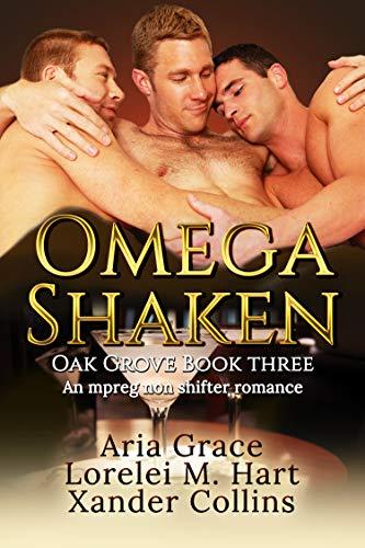 Omega Shaken (Oak Grove Book 3) (English Edition)