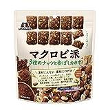 森永製菓 マクロビ派 3種のナッツと香ばしカカオ 100g ×5袋