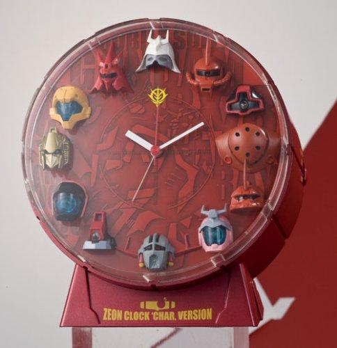 ZEON CLOCK TYPE-CHAR