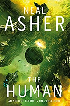 The Human: The Rise of the Jain 3 by [Asher, Neal]