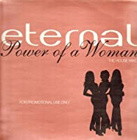 Power Of A Woman - The House Mixes - Eternal 12""