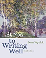 Steps to Writing Well: With 2009 MLA Update Card