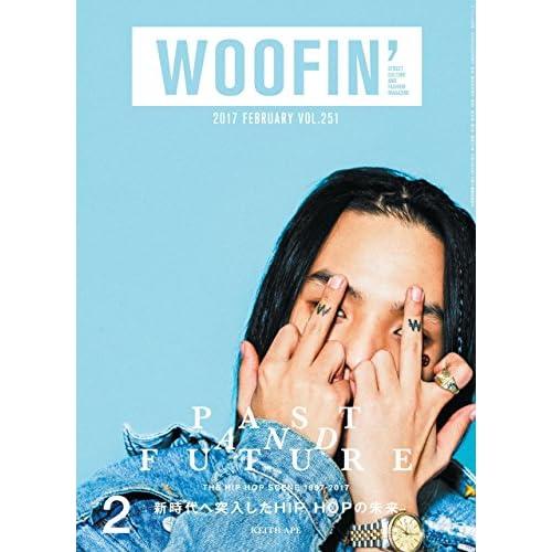 WOOFIN' (ウーフィン) 2017年2月号 [雑誌]