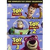 Toy Story 1-3 Box Set DVD (Import) ※再生環境をお確かめください。