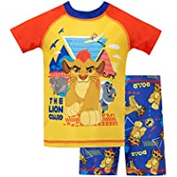 Disney Boys The Lion Guard Swim Set