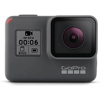 [国内正規品] GoPro HERO6 Black ウェアラブルカメラ CHDHX-601-FW