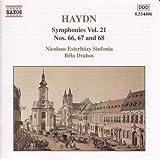 Symphonies Vol 21 Nos 66-67 & 68 by J. Haydn (2013-05-03) ユーチューブ 音楽 試聴