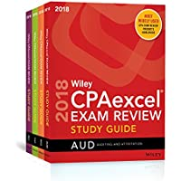 Wiley CPAexcel Exam Review 2018 Study Guide: Complete Set (Wiley Cpa Exam Review)(スタディガイド)