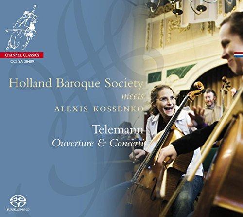 Overture & Concerti (Hybr)