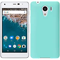 「Breeze-正規品」iPhone ・ スマホケース ポリカーボネイト [Mint] softbank DIGNO G 601KC/Ymobile android one S2 兼用 京セラ ディグノ G カバー android one S2 カバー 液晶保護フィルム付 全機種対応 [DIGG]