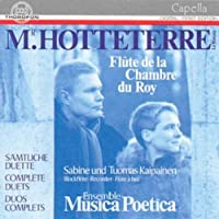 Flute Duets by JACQUES MARTIN HOTTETERRE