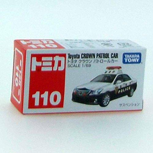 トミカ 箱110 トヨタ クラウン パトロールカー 1コ入