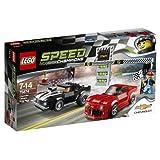 レゴ (LEGO) スピードチャンピオン シボレー カマロ ドラッグレース 75874