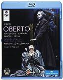 ヴェルディ:歌劇≪オベルト≫[Blu-ray/ブルーレイ]