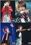 フォト4枚セット 増田貴久 2008-2009 「NEWS WINTER PARTY DIAMOND」