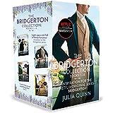 The Bridgerton Collection: Books 1 - 4: Inspiration for the Netflix Original Series Bridgerton