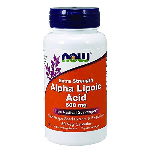 アルファリポ酸(600mg) 60 カプセル 海外直送品...
