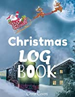 Christmas Log Book: Record Keeper - Gift Tracker Notebook - Gift Registry – Recorder – Organizer - Keepsake for Bridal Shower - Wedding Party - Gift-Log-Flower-Page-trim-size-8.5-x-11-bleed-110-pages-cover-size-17.5-x-11.25-inch