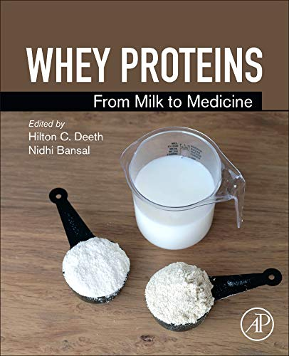 Whey Proteins: From Milk to Me...