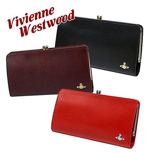 ヴィヴィアンウエストウッド Vivienne Westwood 財布 長財布 レディース ヴィンテージ WATER ORB 長財布 がま口 3118M11