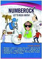 NUMBEROCK 3rd Grade Math DVD: 16 Educational Music Videos For Kids [並行輸入品]