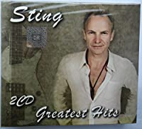 STING Greatest Hits/Best 2CD set in Digipak [CD Audio]