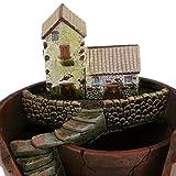 【ノーブランド品】樹脂 スカイ ガーデン サボテン 多肉植物 花壇 ポット ボックス 庭 プランター
