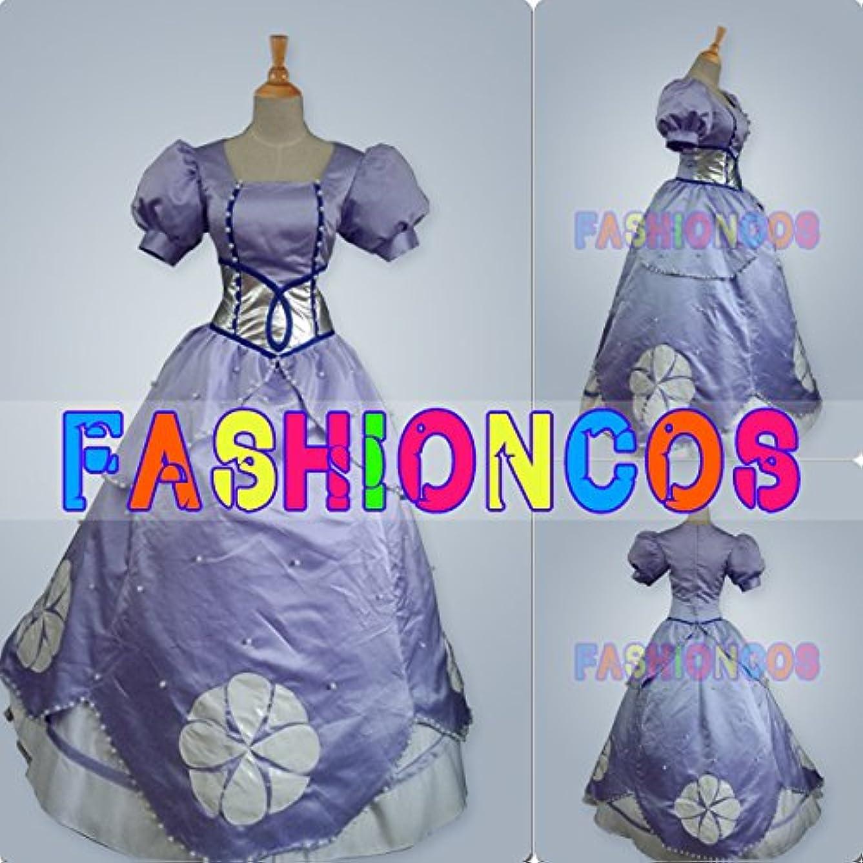 動機下品焼く男性Sサイズ QY019 ディズニー ちいさなプリンセス ソフィア Sofia the First ソフィア コスプレ衣装