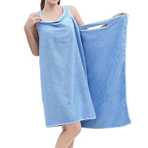 バスタオル 着れるスタイル ずり落ちない バスローブ 大判 ...