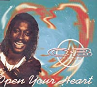 Open your heart [Single-CD]