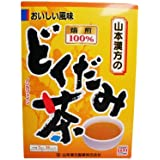 山本漢方製薬 どくだみ茶100% 5gX36H