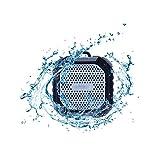 YAYUSI 吸盤式Bluetooth 4.2アウトドア防水/防塵/耐衝撃スピーカー 高音質ワイヤレスポータブルスピーカー 自転車スピーカー Bluetoothスピーカー
